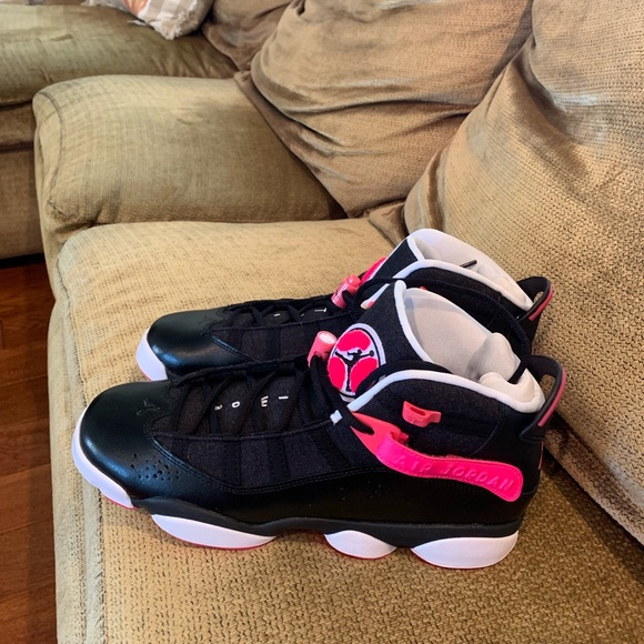 New Air Jordan 6 Rings Girls Basketball